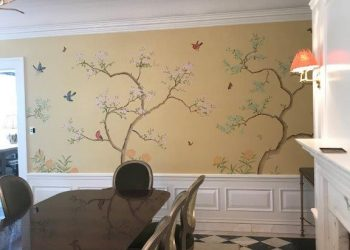 Residential Wallcovering